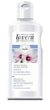 Lavera Faces gentle cleansing milk