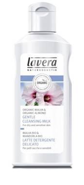 Lavera Faces gentle cleansing milk