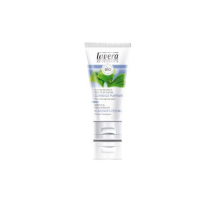 Lavera Faces purifying scrub ekologisk