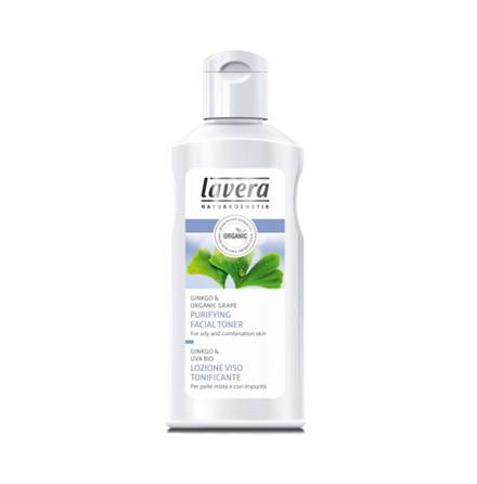 Lavera Faces gentle facial toner ekologisk