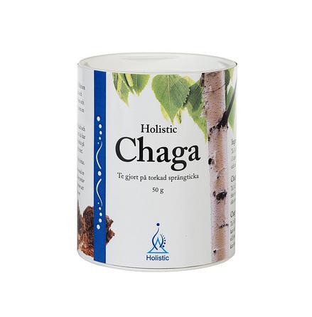 Chaga - te på sprängsticka
