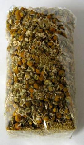 Kamomill, torkade blommor, 100 g