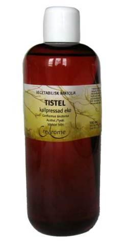 Tistelolja, ekologisk kallpressad 500 ml