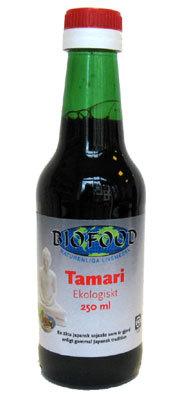 Tamari - soja utan vete 250 ml