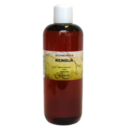 Ricinolja - 500 ml