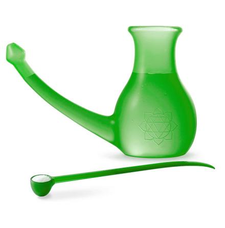 Nässköljare Grön Nosebuddy