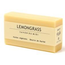 Tvål Lemongrass Savon Du Midi, ekologisk