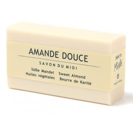 Sweet Almond Savon du Midi, ekologisk tvål