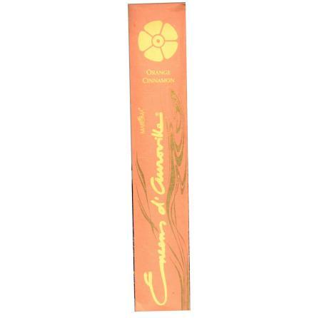 Orange & cinnamon ekologisk rökelse, Maroma