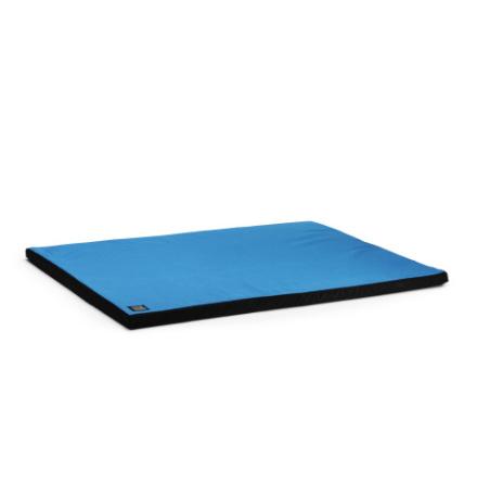 Zabuton - blå, matta till meditation
