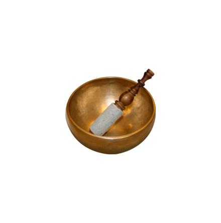 Tibetansk klangskål, 25 cm i diameter