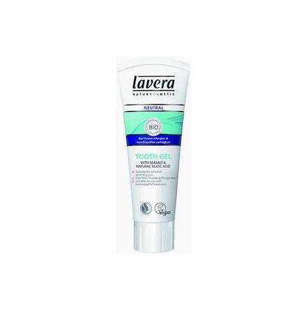 Tandgel Neutral, för känsliga tänder och tandkött, Lavera