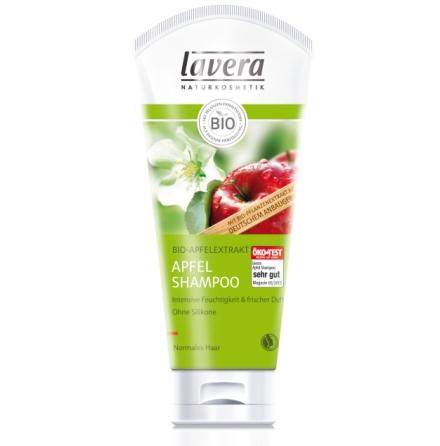 Äppelschampo, för normalt hår, fuktgivande