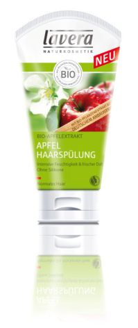 Äppelbalsam, ekologiskt för normalt hår, Lavera