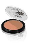 Sunset Kiss 02 Mineral Sun Glow Powder, ekologiskt Lavera