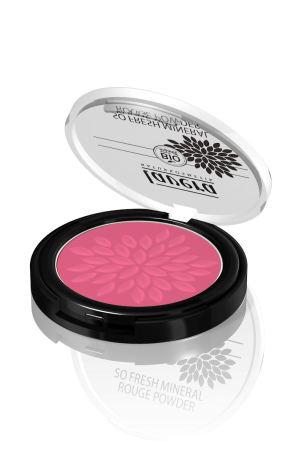 Pink Harmony 04 Mineral Rouge Powder, ekologiskt Lavera