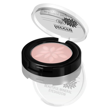 Pearly Rose 02, Beautiful Mineral Eye Shadow, ekologisk Lavera