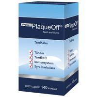 PlaqueOff - algpreparat mot tandsten