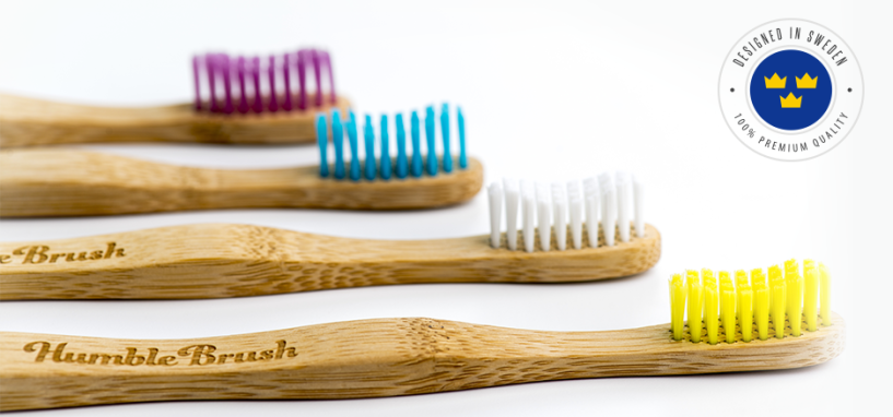 Humble Brush tillbaka i lager!