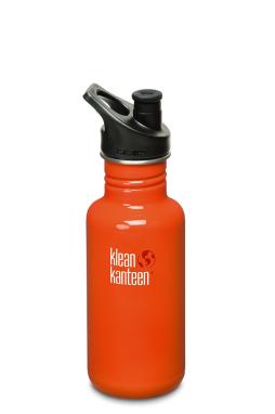 Påfyllning i lager av Klean Kanteen!