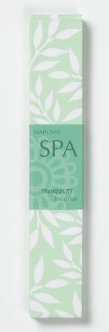 Tranquility, giftfri rökelse 10 stickor, Maroma