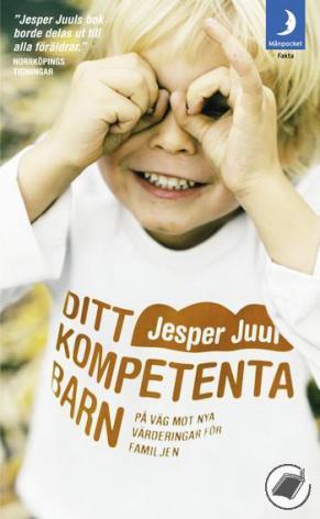 ditt kompetenta barn - pocket Jesper Juul