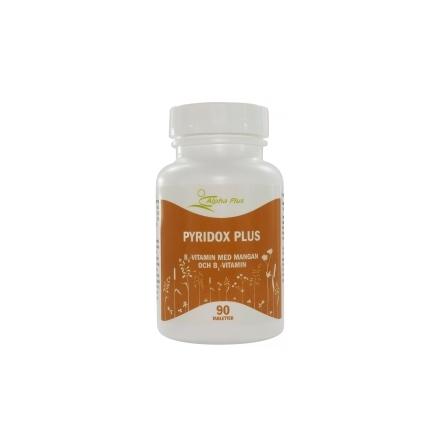 B6-vitamin, PyridoxPlus