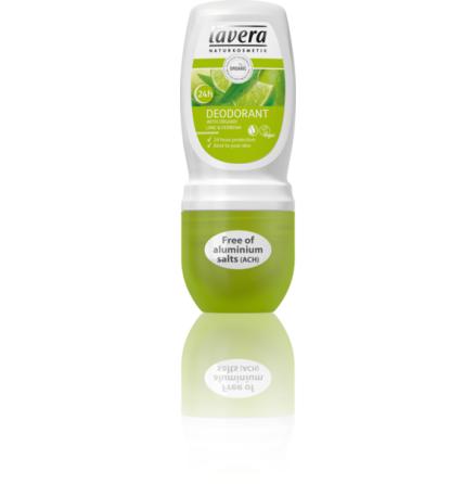Deo roll-on Lime ekologisk Lavera