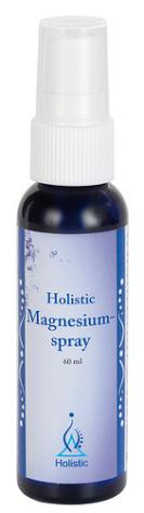 Magnesiumspray, 60 ml Holistic
