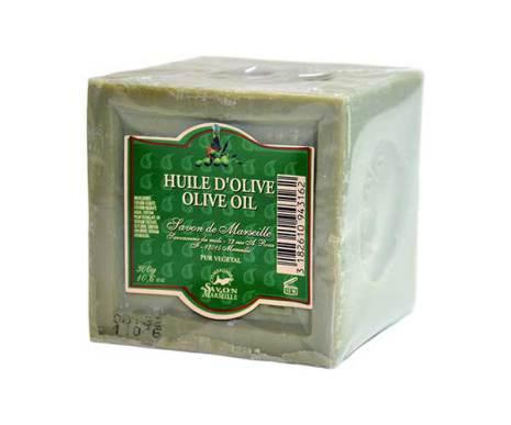Olivtvål ekologisk 72% olivolja Savon Marseille