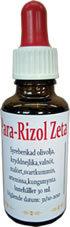 Para-Rizol Zeta, med artemisia, malört, kryddnejlika med mera