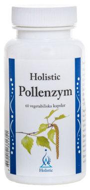 Pollenzym+Björksav från Holistic till toppenpris!