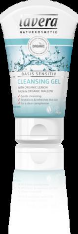 Cleansing Gel, Basis Sensitiv, Lavera