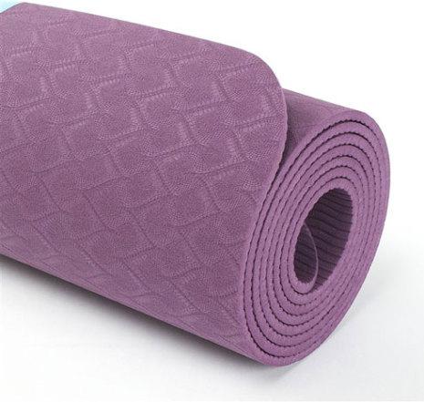 Yogamatta ekologiskt, Syrenlila, Elements