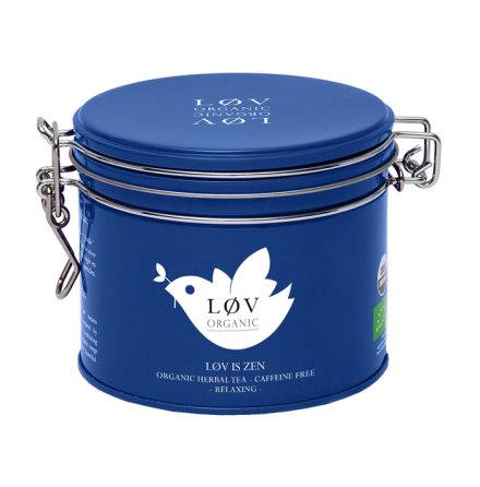Love is Zen, ekologiskt löst te, Lov Organic