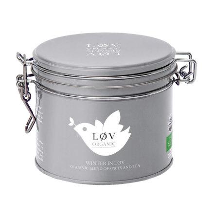 Winter in Lov, ekologisk te med varma kryddor Lov Organic