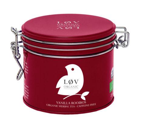 Vanilla Rooibos, ekologiskt löste Lov Organic