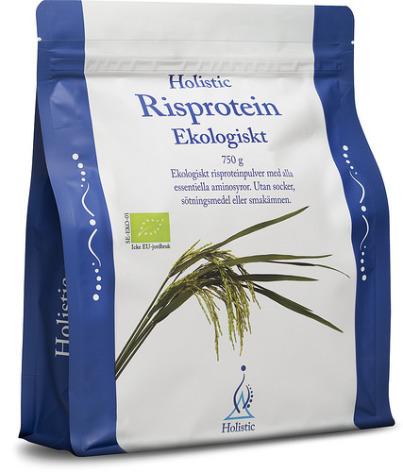 Risprotein, ekologiskt 750g, Holistic