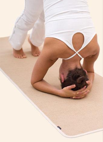 Yogamatta Terra Natur, ekologisk yogamatta av naturgummi