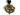 Hängsmycke Ohm-tecken, brons