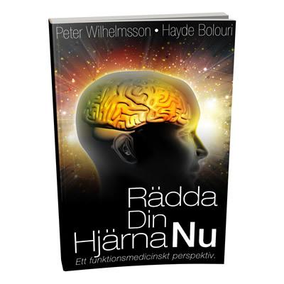 Rädda din hjärna nu, av Peter Wilhelmssson