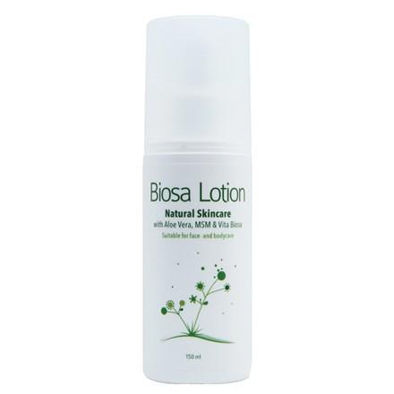 Vita Biosa Lotion, hudlotion med mjölksyrabakterier, MSM och aloe vera