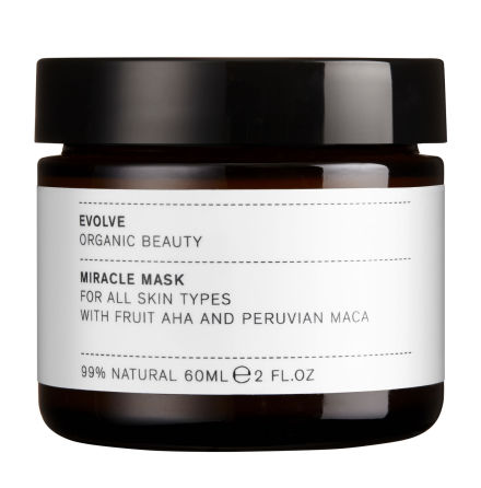 Miracle Mask, 60 ml, ansiktsmask från Evolve