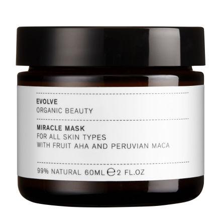 Miracle Mask, 60 ml, ansiktsmask från Evolve