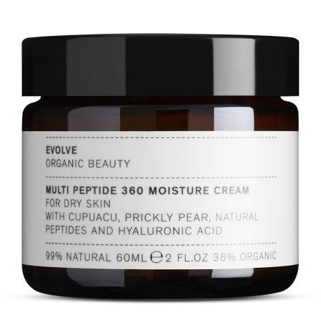 Multi Peptide 360 Moisture Cream, ansiktskräm från Evolve