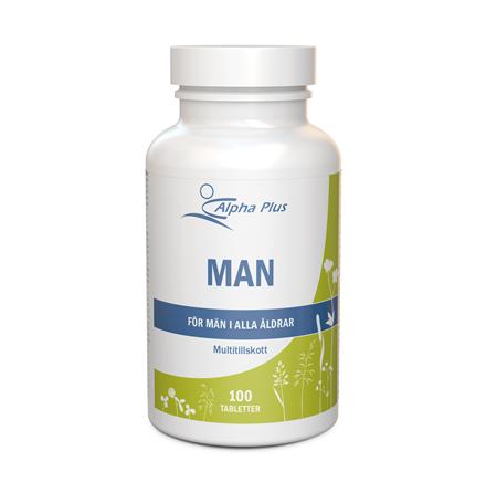 Multivitamin Man Vital