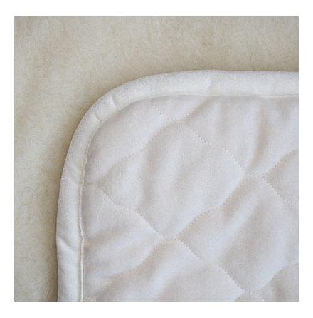 Ullyogamatta 90x200 cm, med undersida av bomull