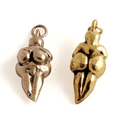 Halssmycke brons, The Great Goddess, urmodersymbol