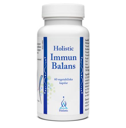 ImmunBalans, 60 kapslar från Holistic