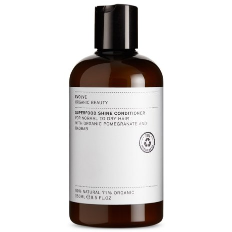 Superfood Shine Conditioner, 250 ml, balsam från Evolve
